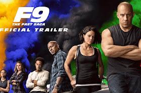 'Fast & Furious 9' có nhiều cảnh ô tô bay lên vũ trụ, khán giả Việt được ưu ái xem trước toàn thế giới