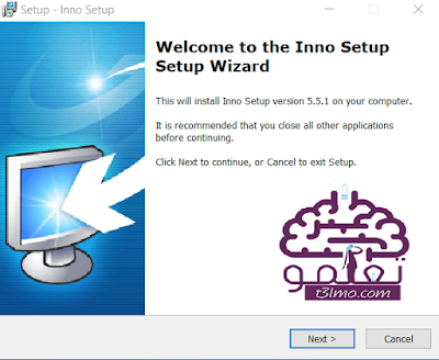 تثبيت برنامج Inno