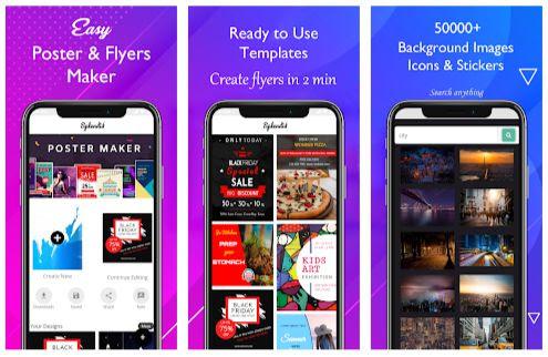 Poster Maker Flyer Maker Pro Apk