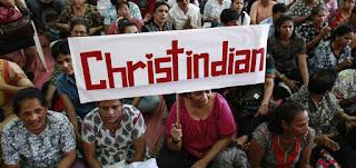تصاعد أعمال العنف ضد المسيحيين في الهند، على الرغم من إغلاق البلاد بسبب كورونا
