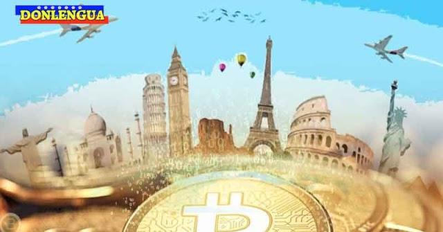 NARCOTRAFICANTES FELICES   Maiquetía aceptará Bitcoins para comprar pasajes aéreos