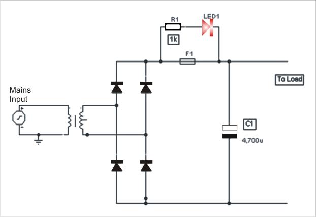 fuse monitor alarm