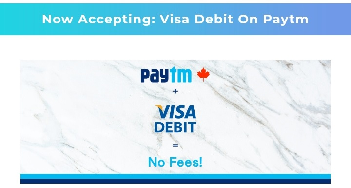Canadian Rewards: Paytm: Pay bills with credit cards and