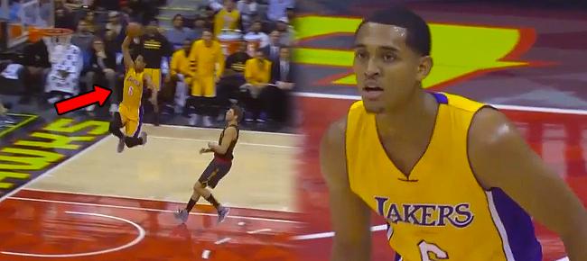 Jordan Clarkson's Game Highlights vs Hawks (VIDEO)