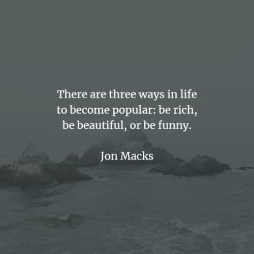 Short funny quotes about life that will make you smile
