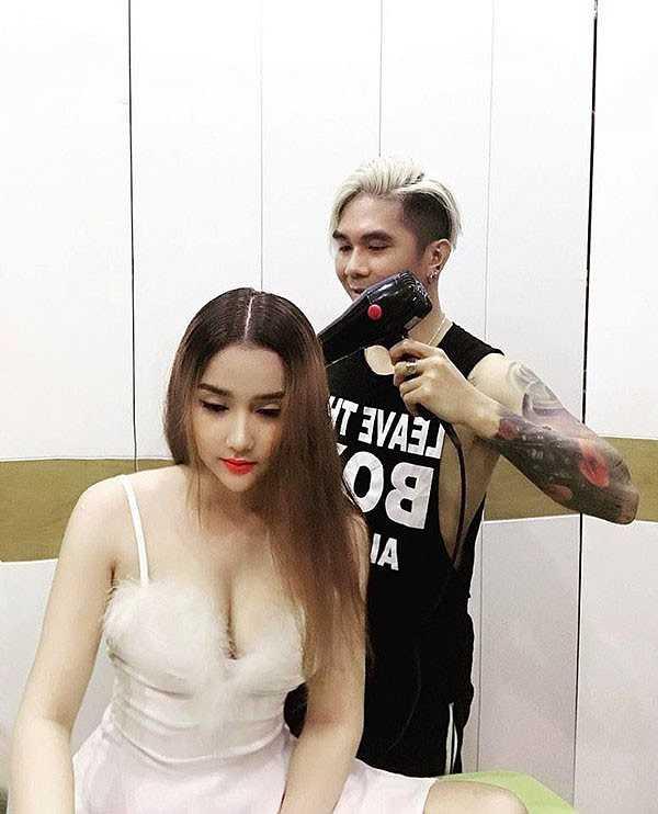 Nhan sắc vợ hot girl kém 8 tuổi của ca sĩ Khánh Đơn sau 2 lần đổ vỡ