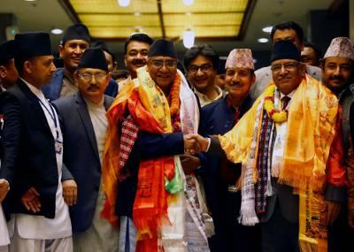 Sher Bahadur Deuba elected as new Prime Minister of Nepal