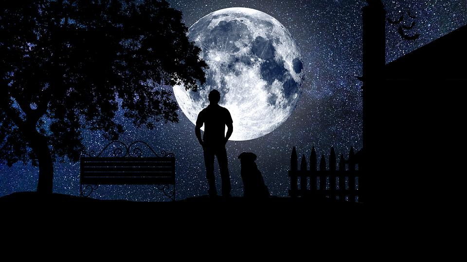 Сексуальный темперамент по луне