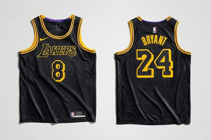 Nike Mamba Week-Kobe Bryant Snakeskin Jersey