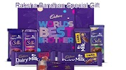 Buy Online Special Rakhi Gifts 2020 - Cadbury Chocolate Pack