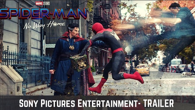 Spider Man No Way Home Trailer