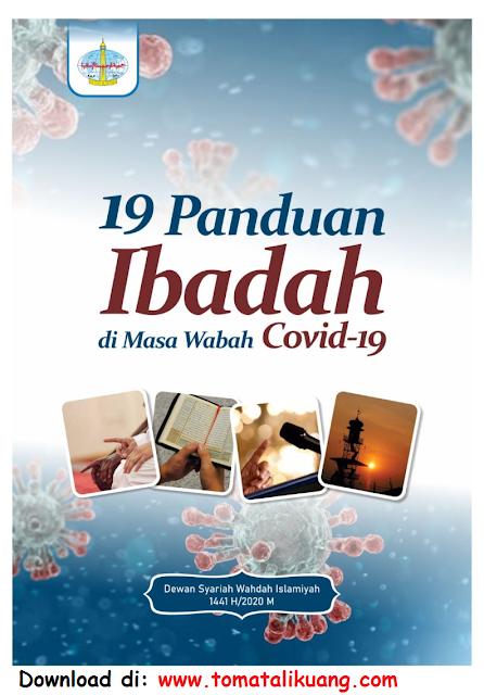 buku panduan ibadah di masa pandemi wabah covid-19 pdf wahdah islamiyah