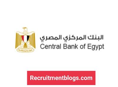 Central Bank of Egypt Virtual Summer Internship 2021
