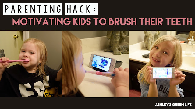 Parenting Hack: Motivating Kids to Brush Their Teeth
