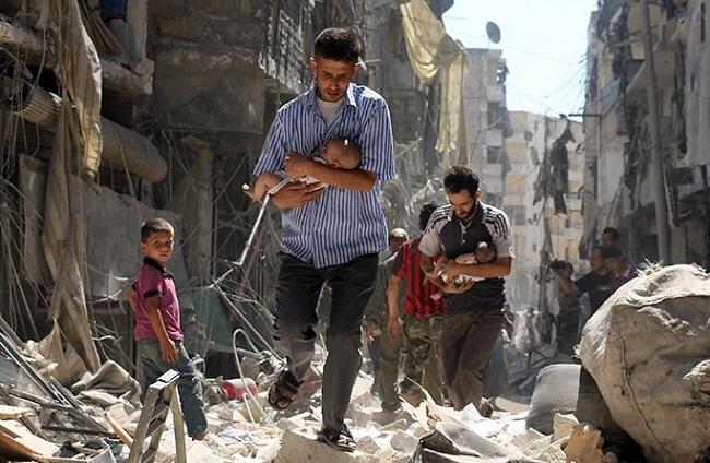 Sekitar 12,5 juta Muslim telah tewas dalam perang selama 25 tahun terakhir.