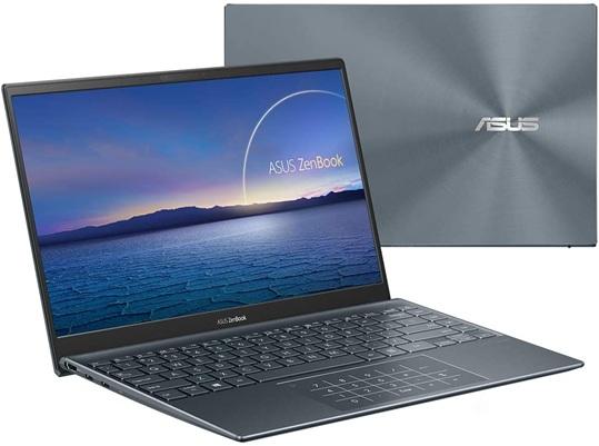 ASUS ZenBook 14 UX425EA-HM165T: ultrabook Core i7 de 14'' con pantalla FHD, disco SSD y teclado en español