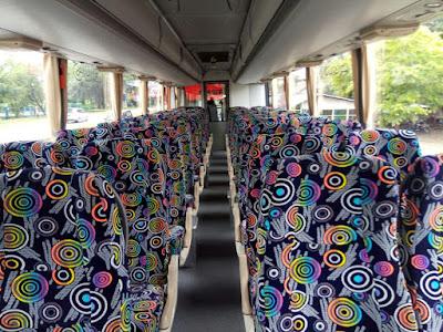 Sewa Bus Pariwisata di Padang Full AC | 082161553333