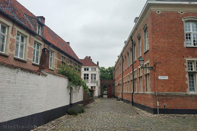 Top places to visit in Lier Beguinage UNESCO World heritage site Flanders