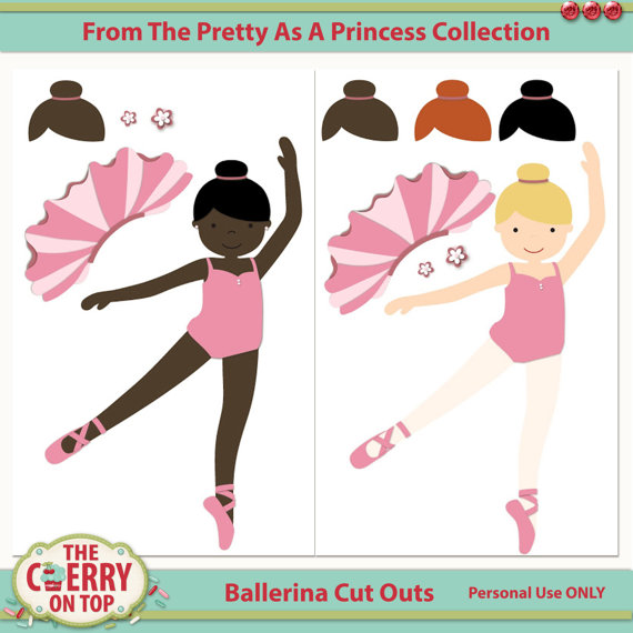ballerina cut out