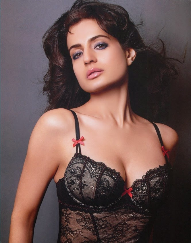 sexy-ameesha-patel-in-black-lingerie-in-maxim-2013-photoshoot