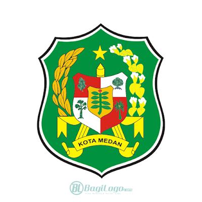 Kota Medan Logo Vector