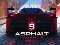Review Game Android Terbaru Asphalt 9: Legends November-Desember 2018