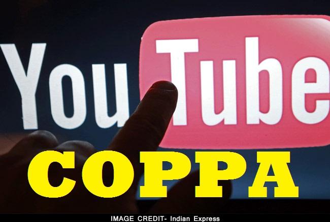 Youtube google coppa-ftc fine settlement