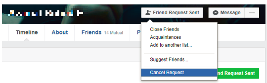 Facebook Sending Friend Requests Automatically