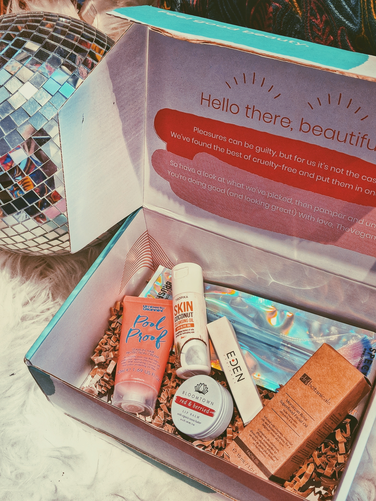 The Vegan Kind beauty subscription box