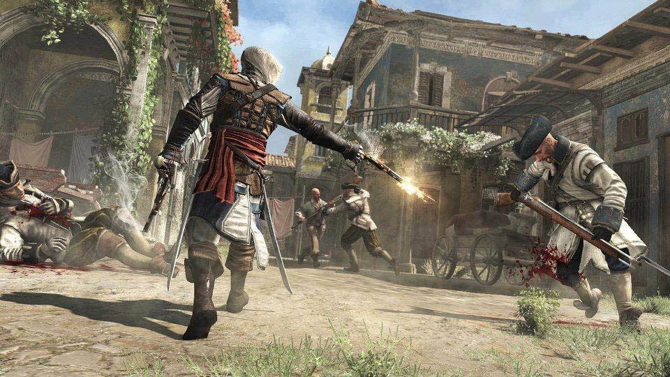 Assassin's Creed Four Black Flag Review