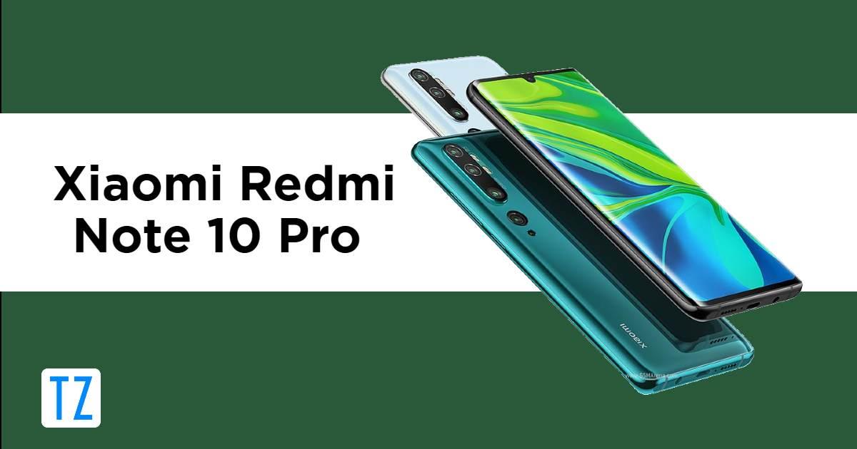 Xiaomi Redmi Note 10 Pro Price in Pakistan