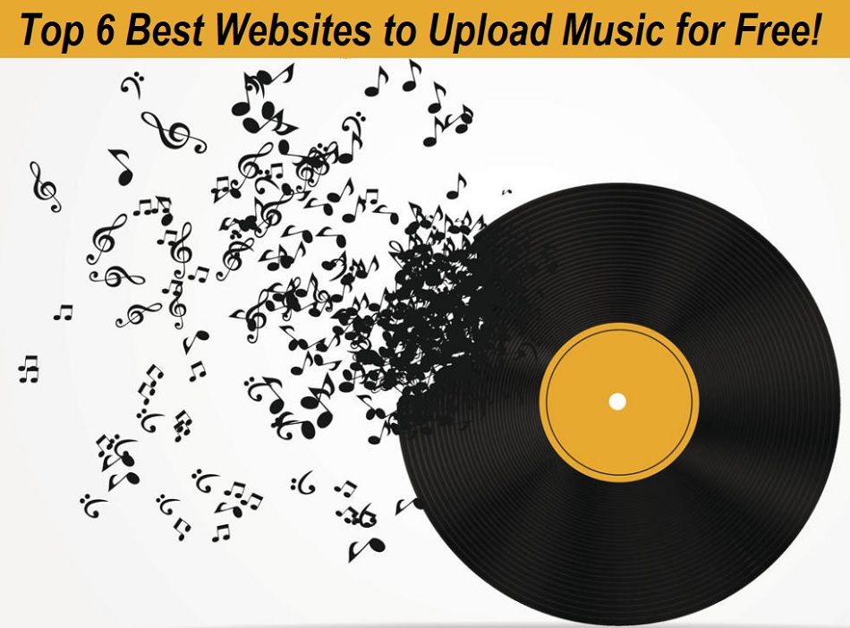Best Websites to Upload Music for Free