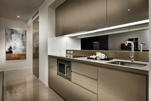Fraser Suites, Perth - kitchen