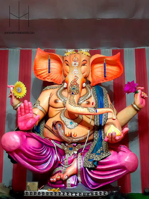 Tejukayacha Raja, Tejukaya Sarvajanik Ganeshotsav Mandal, Ganesh Chaturthi 2019, Ganesh Chaturthi, Mumbai Ganesh Festival, Mumbai, Mumbai Ganpati 2019, Ganesh Chaturthi in Mumbai, Ganesh Chaturthi celebration in Mumbai, Ganesh Chaturthi Celebrations, Famous ganpati in Mumbai, Festival, Best Ganpati in Mumbai, Mumbai Ganesh darshan, Ganesh Chaturthi Mumbai, Blog, Blogging, Bloggers, Indian Bloggers, Incredible India, Personal, Happening Heads, #HappeningHeads