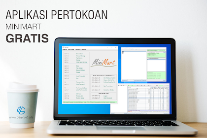 Download Aplikasi Gratis Inventori Stok Barang Minimart Full Version