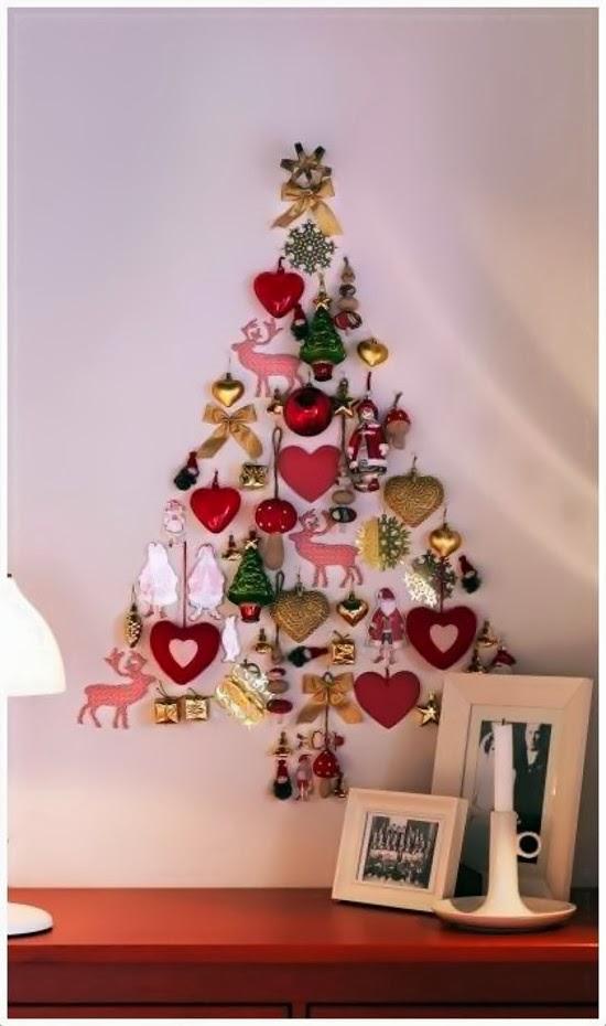 Em rita desastre navidad rboles curiosos - Arboles de navidad creativos ...