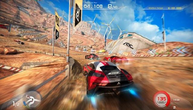 Rise: Race The Future هو متسابق ألعاب جديد ، يأتي إلى Steam يوم 26 أكتوبر