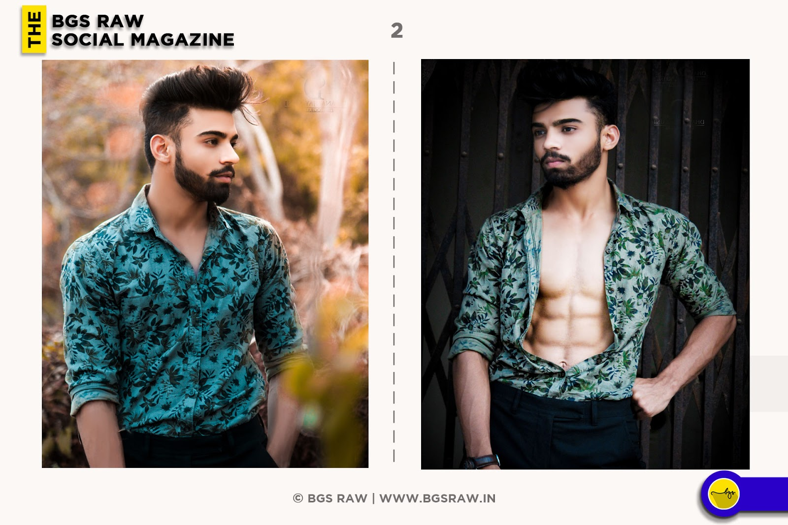Naveen Jangid is a fashion blogger, photograpgy influencer, gymnastic, gold medalist