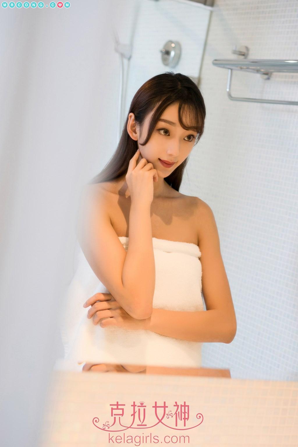Image KelaGirls-2017-10-16-Shuang-Er-MrCong.com-001 in post KelaGirls 2017-10-16: Người mẫu Shuang Er (爽儿) (24 ảnh)