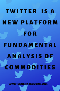 Crude Oil Investing – Twitter responsible for trends