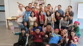 ทีมบิ้วดิ้ง กลุ่มเล็กๆ Interroll (Thailand)