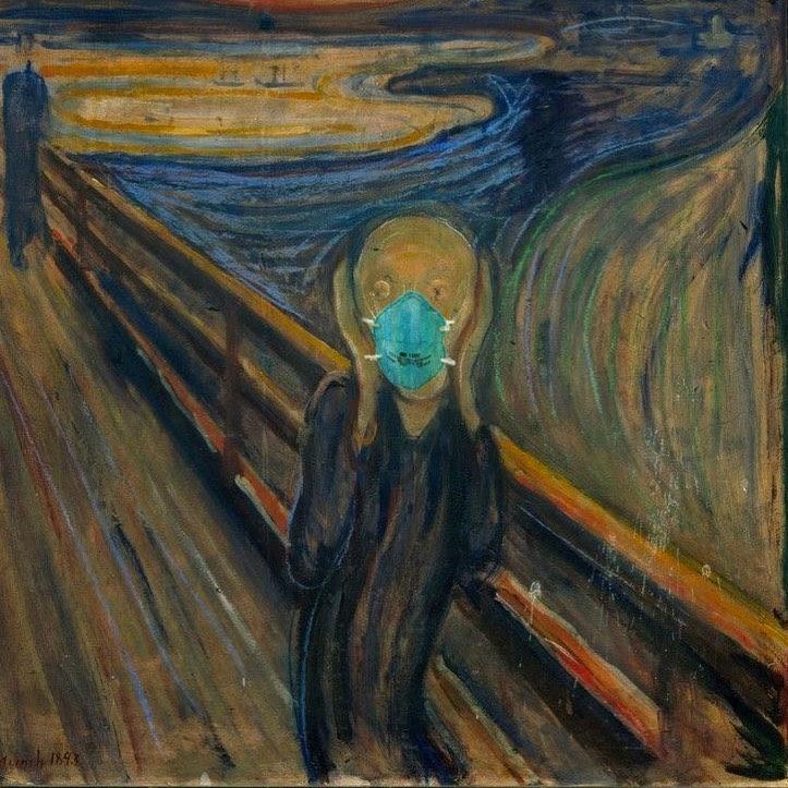 Genevieve-Blais-Edvard Munch