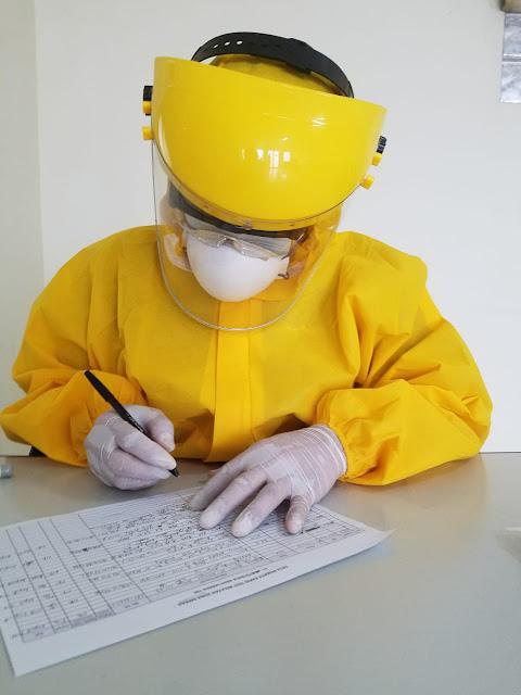 PCR swab test jakarta