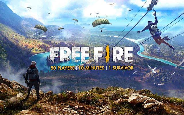تحميل لعبة فري فاير اصدار جديد Free Fire 2019 نسخة كاملة مجانا للاندرويد
