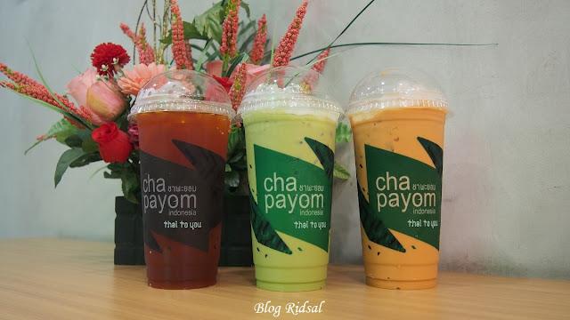 Chapayom Medan: Coba Thai Tea dan Kopi Susu - Minuman 01