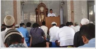 """Khutbah Jum'at Dengan Judul """"Sabar Dan Shalat"""""""