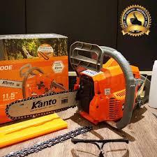 KANTO เลื่อยยนต์ KT-CS2000E 11.5 บาร์ 2 จังหวะ 0.8 แรงม้า ฟรี!! โซ่ 2 เส้น