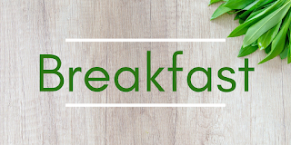 Inexpensive breakfast ideas