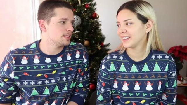 Sheryl Rubio le presentó su esposo a Lasso en Un cuento de Navidad (Video)