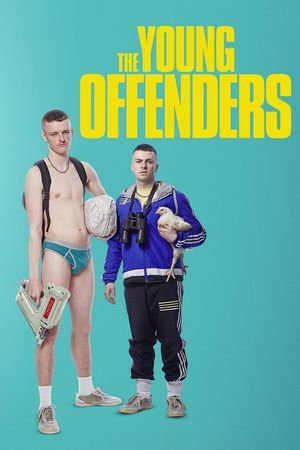 Poster The Young Offenders 2016